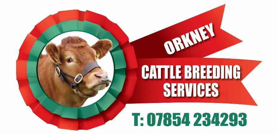 Orkney Cattle Breeding Services - Logo